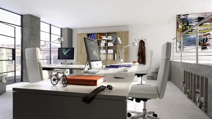 Esempio arredamento ufficio
