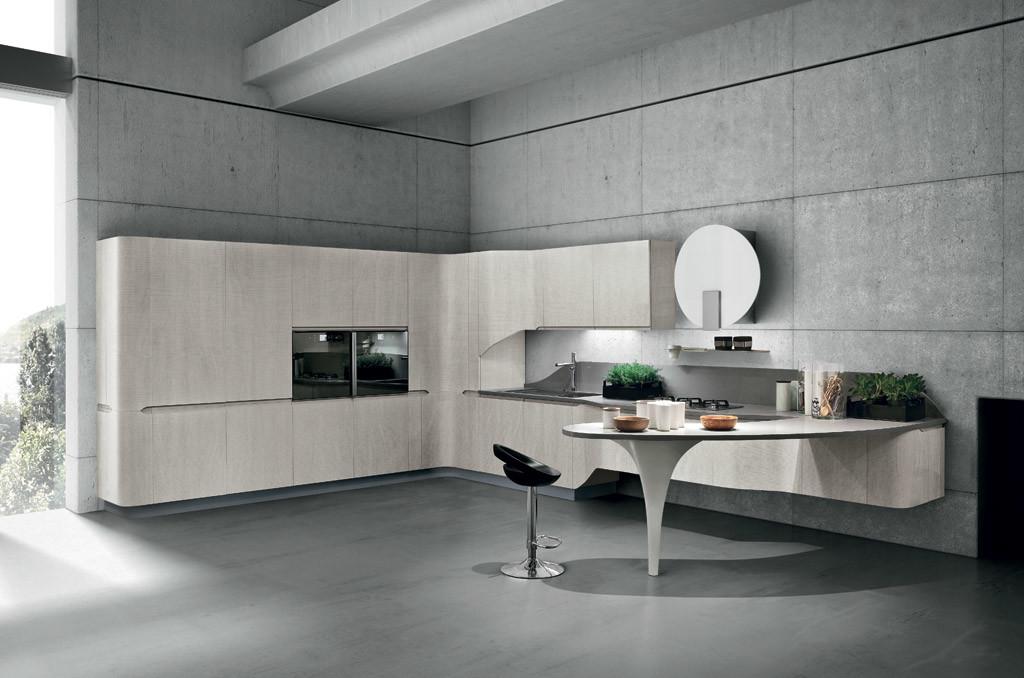 Arredamenti cucine con isola Sar Seveso